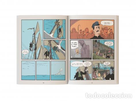 Cómics: Cómics. LA BALLENA - Janne Toriseva - Foto 3 - 277088293