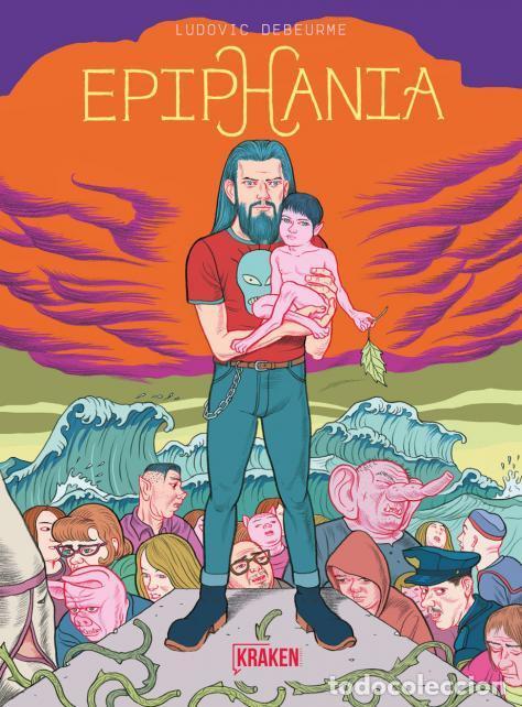 CÓMICS. EPIPHANIA VOL 1 - LUDOVIC DEBEURME (CARTONÉ) (Tebeos y Comics - Comics otras Editoriales Actuales)