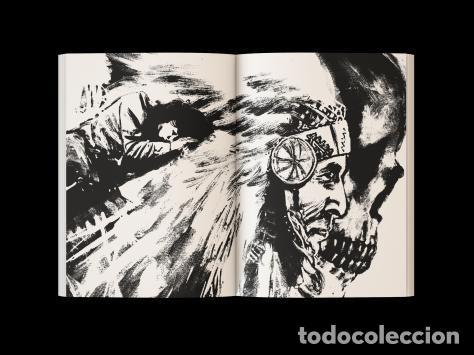 Cómics: Cómics. JIM MORRISON. El poeta del caos - Frédéric Bertocchini/Jef (Cartoné) AGOTADO EN LA EDITORIAL - Foto 2 - 277090958