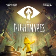 Cómics: CÓMICS. LITTLE NIGHTMARES - JOHN SHACKLEFORD/AARON ALEXOVICH (CARTONÉ) DESCATALOGADO!!!. Lote 277091963