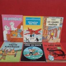 Cómics: COMICS O TEBEOS ANTIGUOS DE CASTERMAN Y WALT DISNEY EN FRANCES Y OTROS IDIOMAS LOTE 6 UDS.. Lote 277136443
