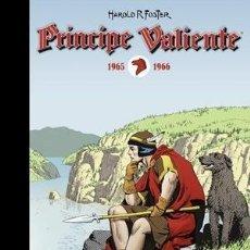 Cómics: PRÍNCIPE VALIENTE 15 (1965 - 1966) - DOLMEN / CLÁSICOS DEL CÓMIC USA / TAPA DURA. Lote 293664843