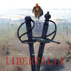 Cómics: LIBERTALIA - NORMA / CÓMIC EUROPEO / EDICIÓN INTEGRAL / TAPA DURA. Lote 277138788