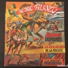 Cómics: CÓMIC JEQUE BLANCO EDITORIAL ANDINA ORIGINAL AÑOS 80 LOTE 3 NÚMEROS 2,6,8. Lote 277140668