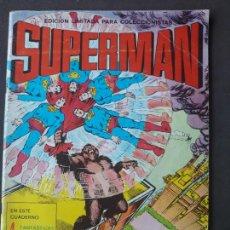 Comics : SUPERMAN VALENCIANA ÁLBUM GIGANTE. Lote 277156018