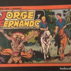 Cómics: CÓMIC JORGE FERNANDO ORIGINAL ÁLBUM ROJO 25 CM X 17 CM NÚMERO 5. Lote 277177678