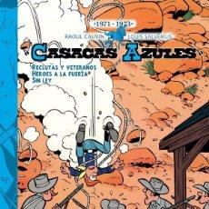 Cómics: CASACAS AZULES 1971-1973 RAOUL CAUVIN / LOUIS SALVÉRIUS DOLMEN. Lote 277180568