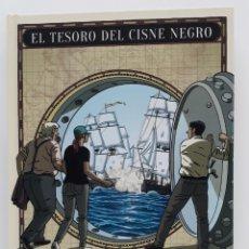 Cómics: EL TESORO DEL CISNE NEGRO, PACO ROCA Y GUILLERMO CORRAL (ASTIBERRI, SEGUNDA EDICIÓN 2018). Lote 277182723