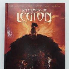 Cómics: LAS CRÓNICAS DE LEGIÓN, GUIÓN DE FABIAN NURY (YERMO EDICIONES 2013). Lote 277183323