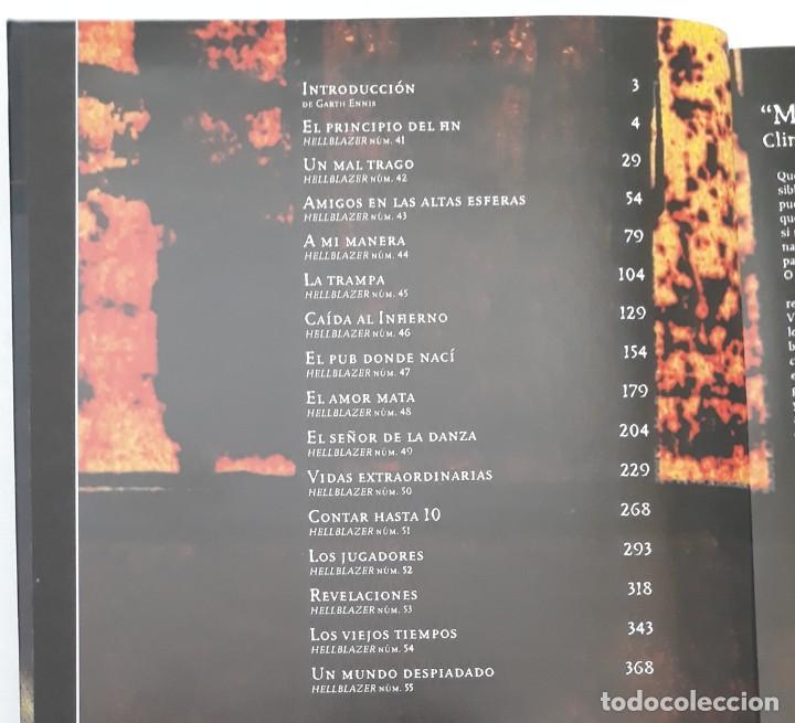 Cómics: HELLBLAZER, JOHN CONSTANTINE, GARTH ENNIS, 1,2 Y 3 COMPLETA (DC VÉRTIGO) - Foto 4 - 277183953