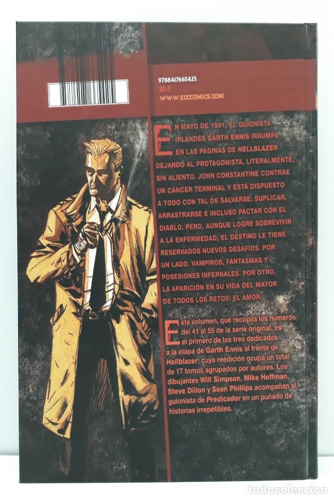 Cómics: HELLBLAZER, JOHN CONSTANTINE, GARTH ENNIS, 1,2 Y 3 COMPLETA (DC VÉRTIGO) - Foto 10 - 277183953