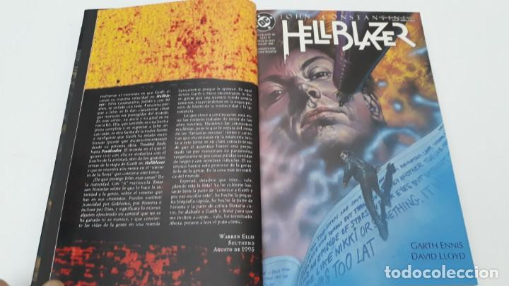 Cómics: HELLBLAZER, JOHN CONSTANTINE, GARTH ENNIS, 1,2 Y 3 COMPLETA (DC VÉRTIGO) - Foto 14 - 277183953