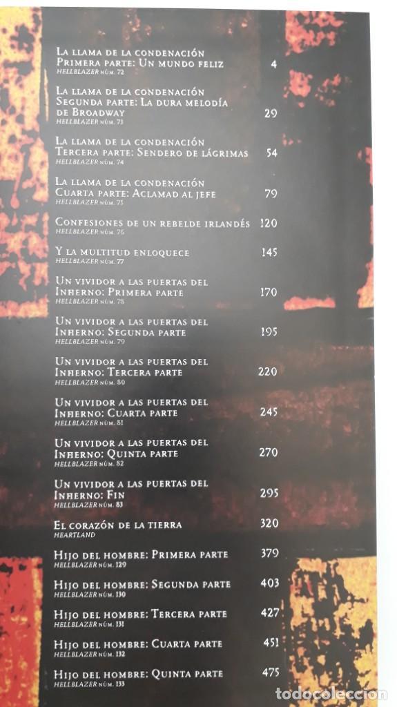 Cómics: HELLBLAZER, JOHN CONSTANTINE, GARTH ENNIS, 1,2 Y 3 COMPLETA (DC VÉRTIGO) - Foto 21 - 277183953
