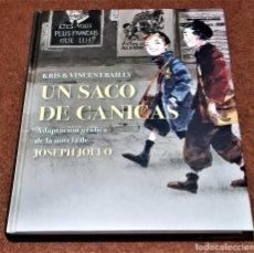 Cómics: UN SACO DE CANICAS (NOVELA GRÁFICA). Lote 277193858