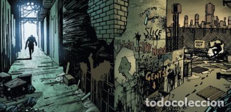 Cómics: Cómics. Juez Dredd. Urban Warfare - Matt Smith/Artur Wyatt/Henry Flint/Paul Davidson (Cartoné) - Foto 4 - 277247353