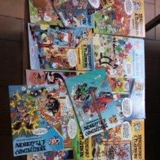 Cómics: LOTE DE 14 COMICS COLECCION OLE , VER DESCRIPCION. Lote 277249793