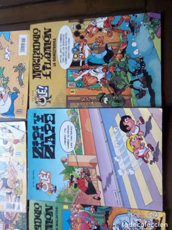 Cómics: LOTE DE 14 COMICS COLECCION OLE , VER DESCRIPCION - Foto 4 - 277249963