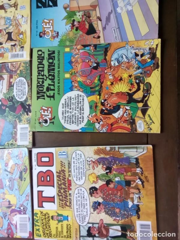 Cómics: LOTE DE 14 COMICS COLECCION OLE , VER DESCRIPCION - Foto 5 - 277249963