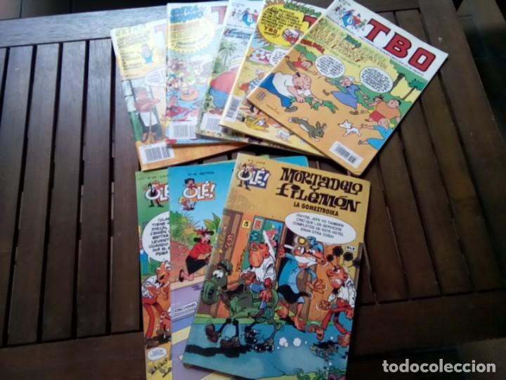 Cómics: LOTE DE 14 COMICS COLECCION OLE , VER DESCRIPCION - Foto 7 - 277249963