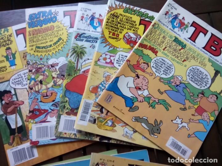 Cómics: LOTE DE 14 COMICS COLECCION OLE , VER DESCRIPCION - Foto 8 - 277249963