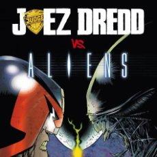 Cómics: CÓMICS. JUEZ DREDD VS. ALIENS. INCUBUS - JOHN WAGNER/ANDY DIGGLE/HENRY FLINT. Lote 277250168