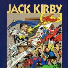 Cómics: COL. NEXUS JACK KIRBY, REY DE LA EPOPEYA GRAFICA (ABRAHAM GARCIA) ED. GLOBAL - BUEN ESTADO. Lote 277287868
