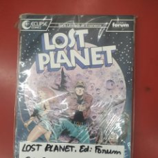 Cómics: LOST PLANET COLECCION COMPLETA, EDITORIAL FORUM. Lote 277446523