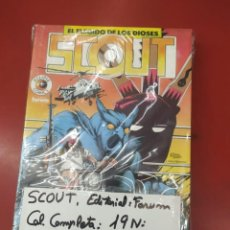 Cómics: SCOUT , EDITORIAL FORUM. Lote 277448068