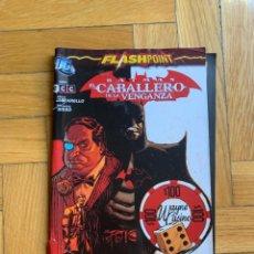 Cómics: BATMAN: EL CABALLERO DE LA VENGANZA. Lote 277450053