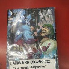 Cómics: CABALLERO OSCURO III , LA RAZA SUPERIOR, COLECCION COMPLETA 9Nº, EDITORIAL ECC. Lote 277452108
