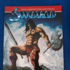 Fumetti: SWORD: ESPECIAL JORNADAS DE COMIC EN VÉLEZ-MÁLAGA - 2006. Lote 288928648