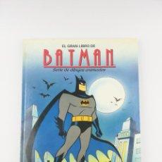 Cómics: EL GRAN LIBRO DE BATMAN EDICIONES B. Lote 277595683