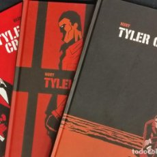 Fumetti: TYLER CROSS - 3 TOMOS - MIAMI - ANGOLA - RIO BRAVO - DIB-BUKS -. Lote 277607608