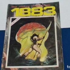 Comics: REVISTA COMIC ( 1883 Nº 1 GRAN COMIC DE FICCION Y TERROR EDITORIAL TIEMPO 1982 ). Lote 277651793