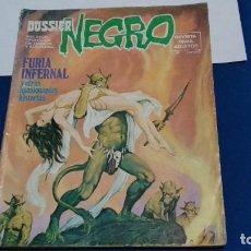 Comics: COMIC ( DOSSIER NEGRO - Nº 96 - FURIA INFERNAL ) PUBLICACIÓN PARA ADULTOS. Lote 277666583