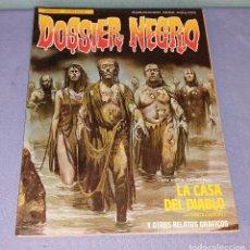 Cómics: VOLUMEN DOSSIER NEGRO EXTRA 4 Nº 169-170-171-172-173 EN MUY BUEN ESTADO. Lote 277688018