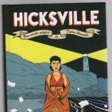 Fumetti: HICKSVILLE. UNA NOVELA GRAFICA DE DYLAN HORROCKS. ASTIBERRI, 2010. 1ª EDICION. Lote 277717283