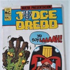 Comics: JUDGE DREDD Nº 2. Lote 277720323