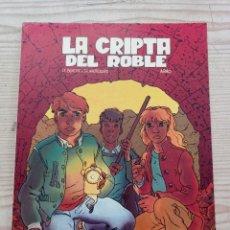 Cómics: LA CRIPTA DEL ROBLE - 1987 - EUROCOMIC. Lote 277742368