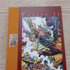 Cómics: FELIPE II - 1999 - PANDORA. Lote 277742713