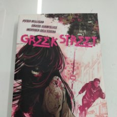 Cómics: GREEK STREET ¡ OBRA COMPLETA ! PETER MILLIGAN VERTIGO - PLANETA TOMO INTEGRAL AGOTADO. Lote 277747243