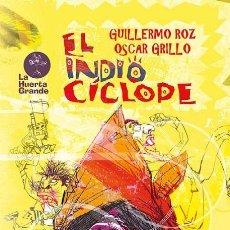 Cómics: EL INDIO CÍCLOPE. Lote 277831348