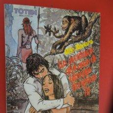Cómics: LAS AVENTURAS AFRICANAS DE GIUSEPPE BERGMAN Nº 1 MILO MANARA - TOTEM BIBLIOTECA 1989. Lote 278203943