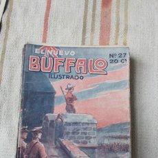Cómics: EL NUEVO BUFFALO ILUSTRADO Nº 27: COMANDANTE MANO DE HIERRO ; EDITORIA GUERRI. Lote 278233958