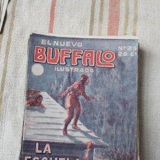 Cómics: EL NUEVO BUFFALO ILUSTRADO Nº 25: LA ESCUELA INDIA; EDITORIAL GUERRI. Lote 278234063