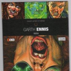 Cómics: GARTH ENNIS. DIOSA. GRANDES AUTORES DE VERTIGO. ECC COMICS, 2017. Lote 278365843