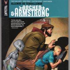 Cómics: ARCHER & ARMSTRONG VOL. 3 ALLENDE DE TERRALLENDE (VARIOS AUTORES) ALETA - IMPECABLE - OFM15. Lote 278410413