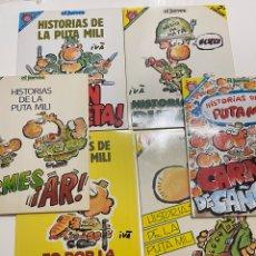 Cómics: HISTORIAS DE LA PUTA MILI. Lote 278422133
