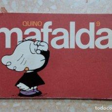 Cómics: TEBEO COMIC MAFALDA 9. QUINO. EDIT LUMEN 1977. Lote 278483553