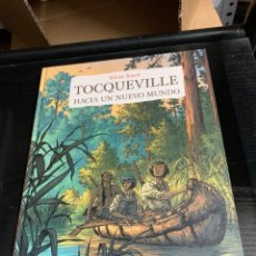 Cómics: TOCQUEVILLE, DE KÉVIN BAZOT. Lote 278510628